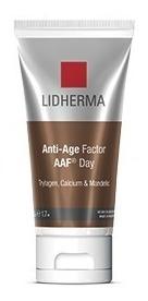 anti age factor day crema lidherma