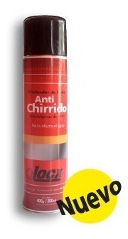 anti chirrido frenos elimina ruidos pastilla locx