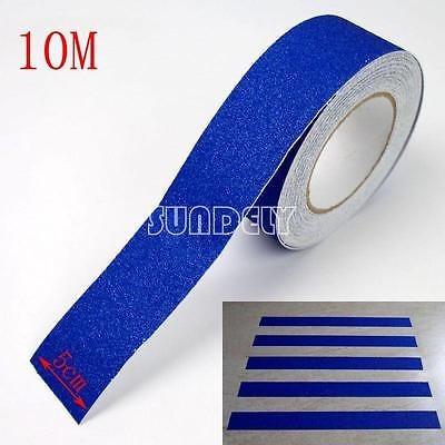 anti cinta antideslizante 2  rodillo azul grano suelo adhesi