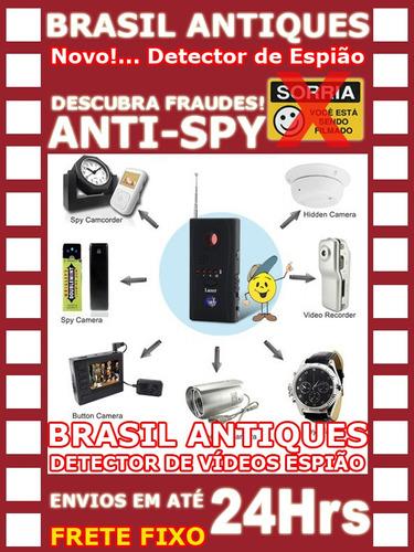 anti espião detector de spy descubra espiao rapidamente novo
