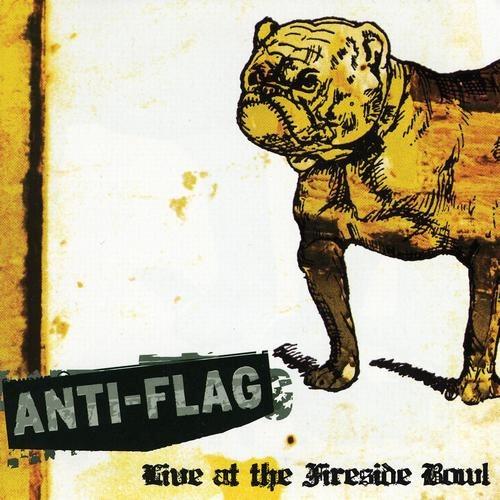 anti flag live at the fireside bowl (cd importado)