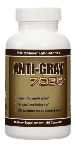 anti-gray 7050 contra  las canas recupera tu cabello