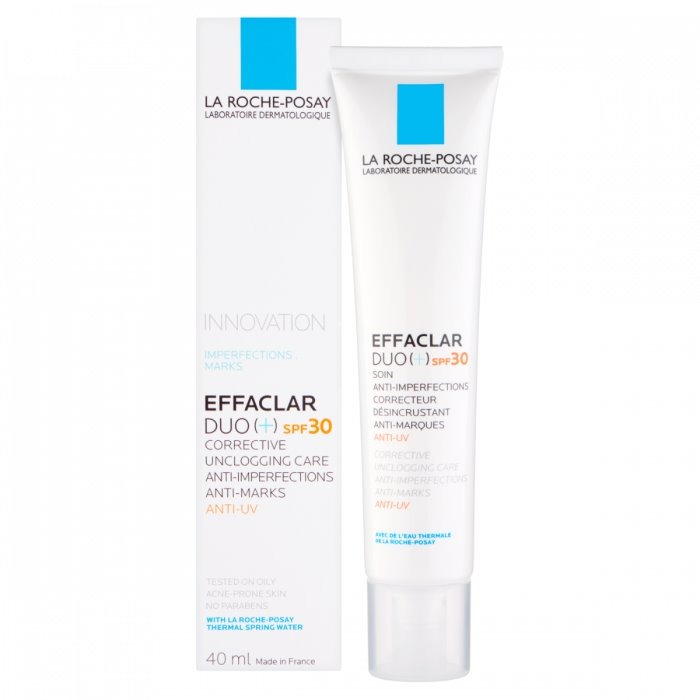 la roche posay innovation effaclar duo