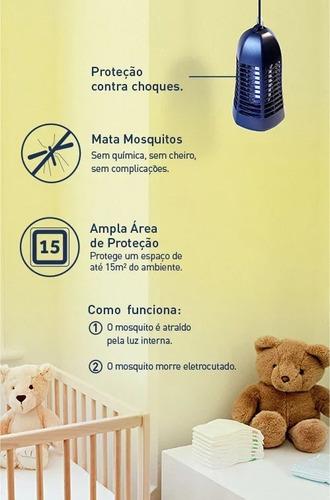 anti inseto - mosquito killer 127v - relaxmedic