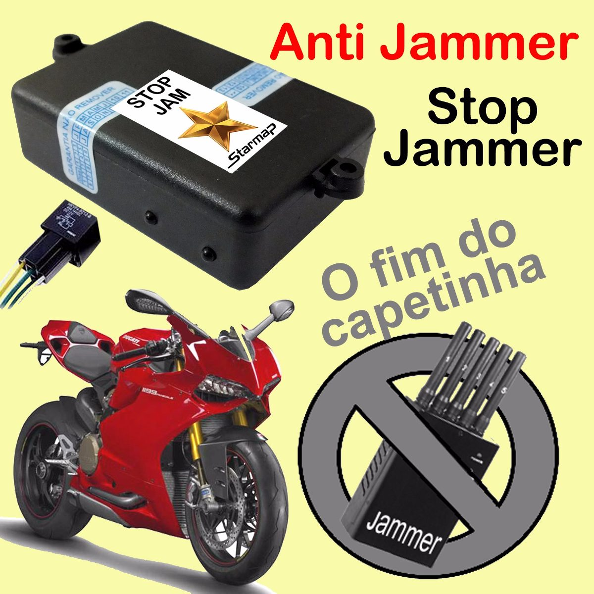 Anti jammers | jammers blockers review quiz