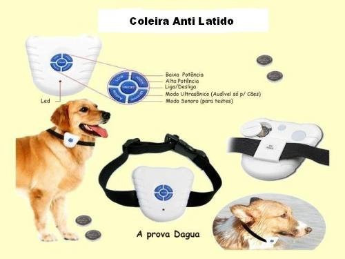 anti latido cachorro