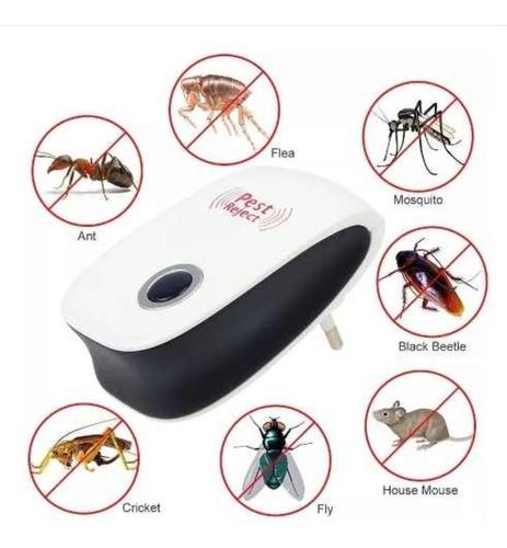 anti mosquitos repelente de insectos, rata ratón, cucaracha.