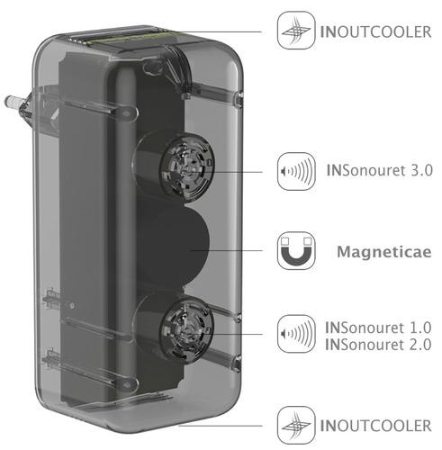 anti plagas complet, modelo radarcan r-200 original