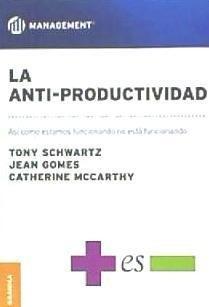 anti-productividad, la(libro )