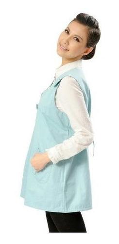 anti-radiacion maternidad ropa top bebe mama proteccion escu