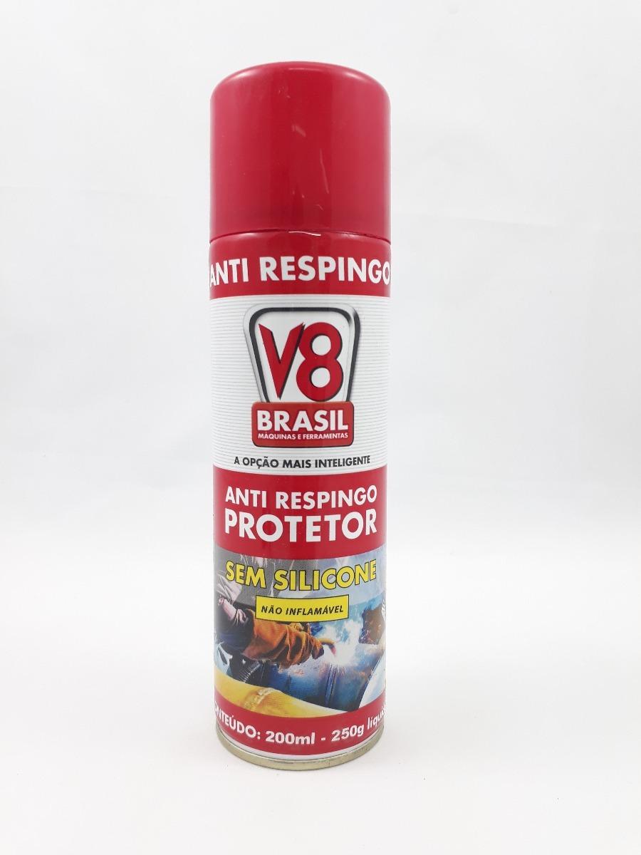 Anti Respingo De Solda - V8 Brasil - 200ml - R  19,90 em Mercado Livre 810fc0f549