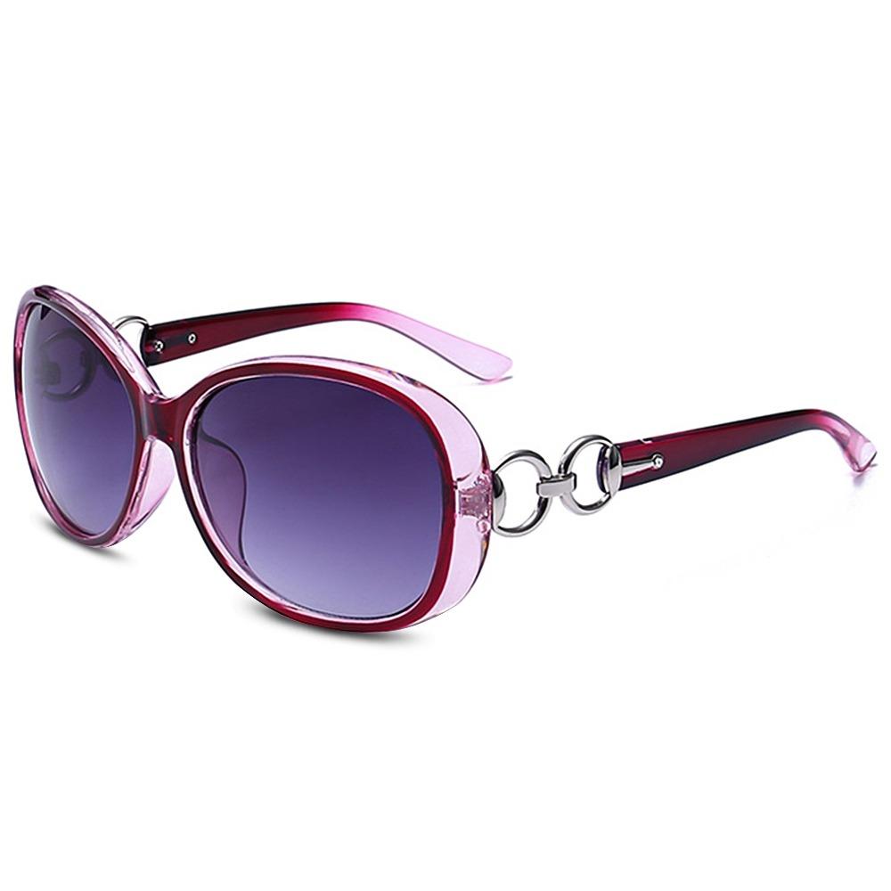 08cf9ce957 Anti-uv Gafas De Sol Polarizadas De Color Púrpura - $ 193.00 en ...