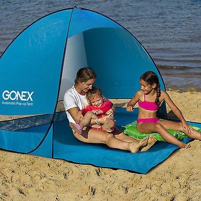 anti-uv sol protectores portátiles tienda camping playa