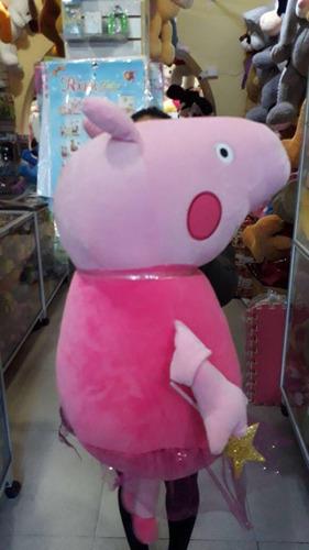 antialergio peluche oso peppa pig gigante