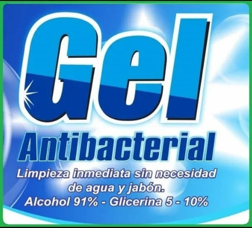 antibacterial al mayor y detal