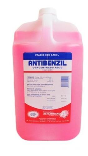 antibenzil rojo benzal 1 galón