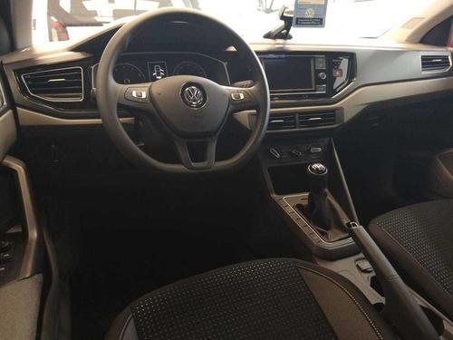 anticipo volkswagen nuevo polo comfortline mt 0 km  tgr #a7