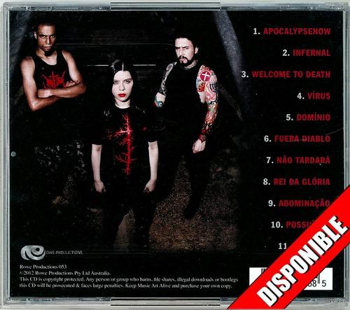 antidemon - apocalypsenow (cd)