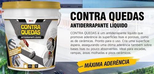 antiderrapante líquido contra quedas transparente / incolor