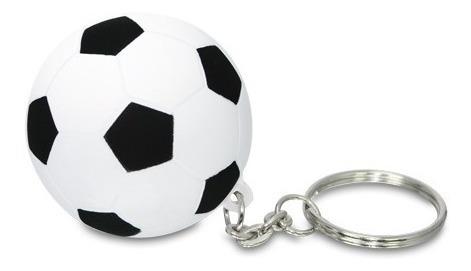 antiestres llavero balon futbol.