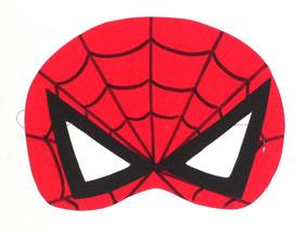 Figuras Superheroes Goma Eva Mascaras Disfraces Y Cotillon En