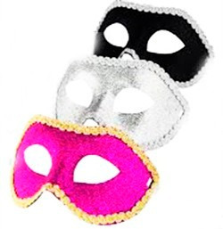 antifaces y mascaras para fiestas