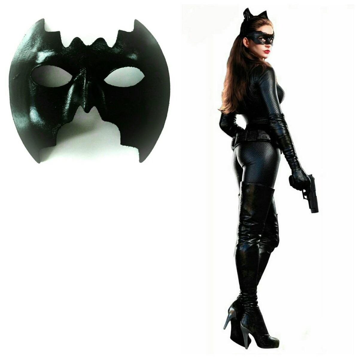 Antifaz batichica catwoman batman disfraz halloween 9 for Disfraces antifaz