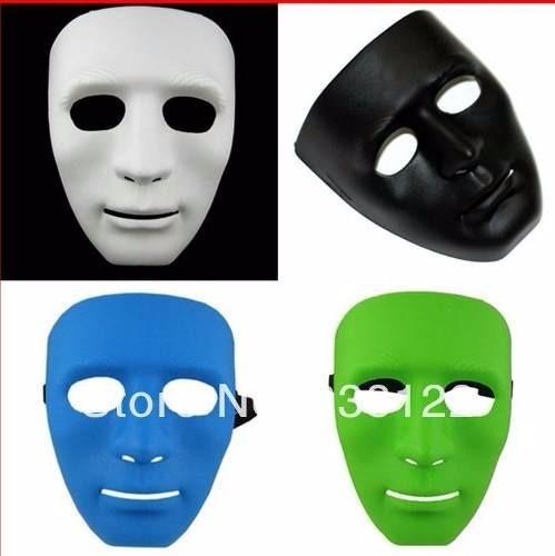 antifaz combo 6 unidades hallowen mascara antifaz hora loca