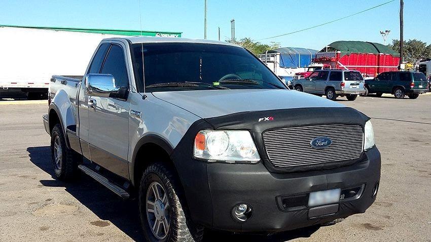 Antifaz Ford Lobo Y F150 2006 Al 2008 Premium Nivel Lebra ...