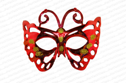 antifaz mariposa grande