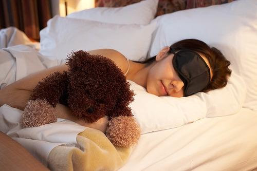antifaz ojos tapa - sueño profundo- relax estres insomnio.!!
