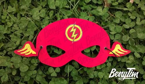antifaz souvenir cumpleaños  super heroes  x 30 unidades