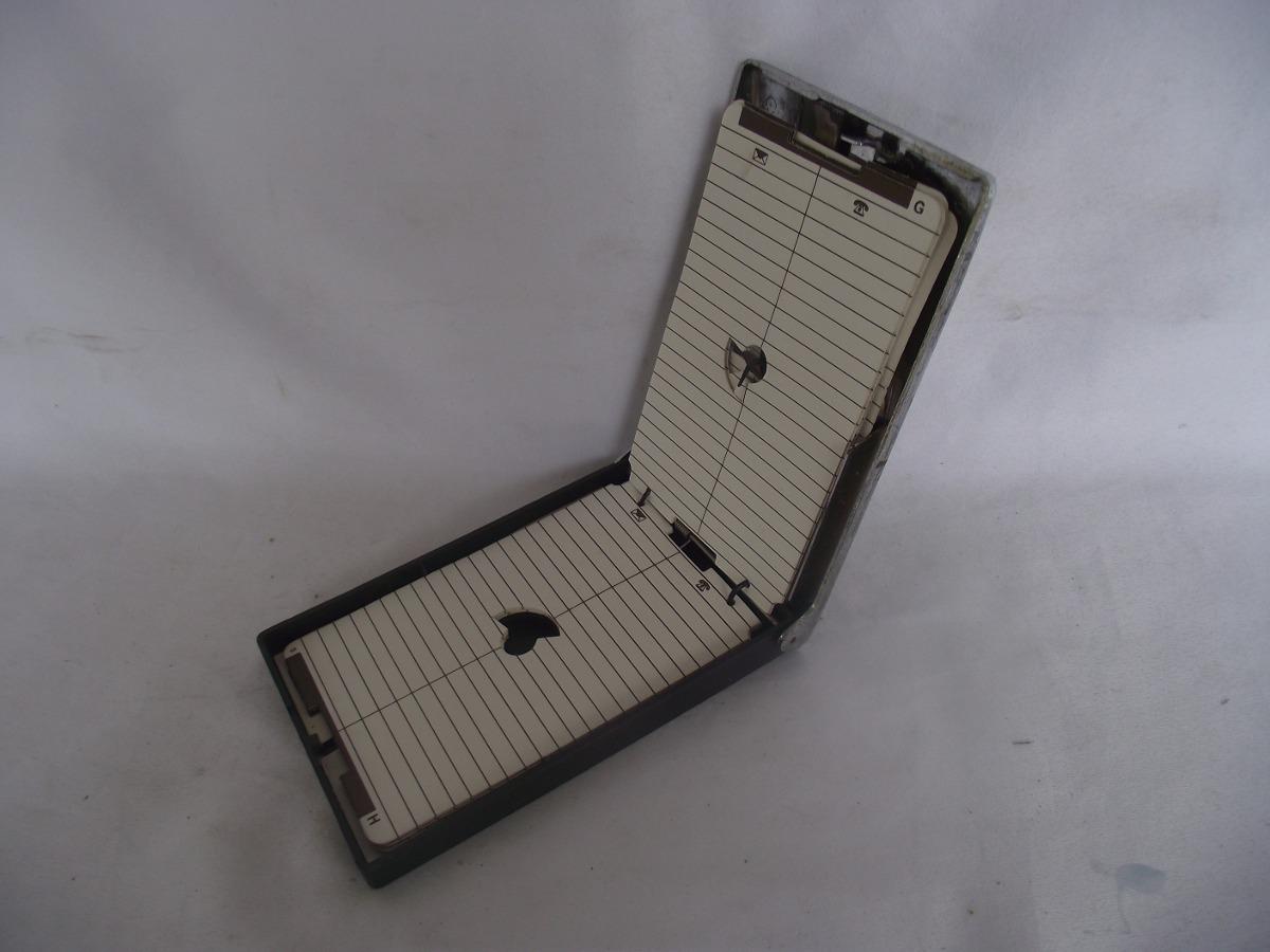 3aa14c78491 antiga agenda telefonica a disco (cod.1705). Carregando zoom.
