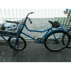 Antiga Bicicleta Caloi Cruiser