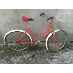 Antiga Bicicleta Philips Inglesa Feminina