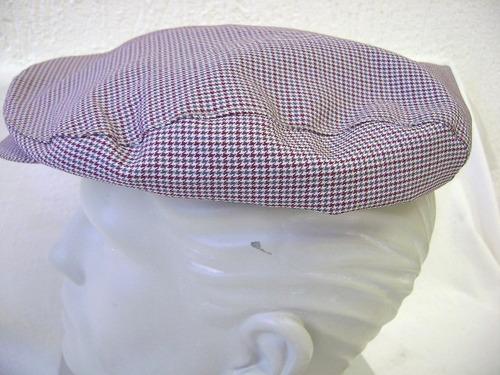 antiga boina da cypel fábrica de bonets - chapéu