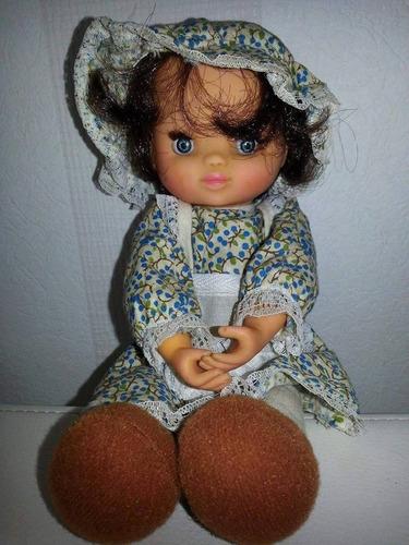 antiga boneca aninha florzinha do campo - trol
