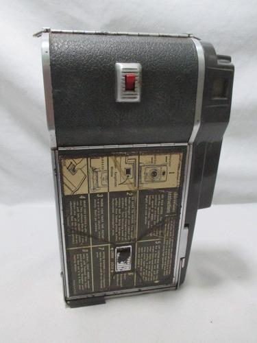 antiga camera polaroid 900 fole anos 60