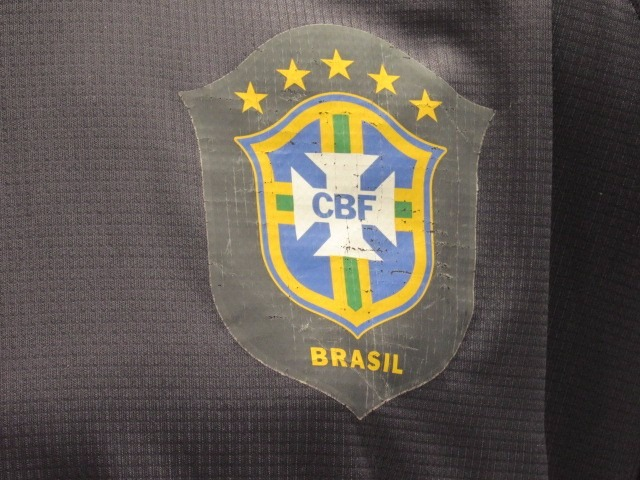 Antiga Camisa De Futebol Goleiro Seleção Brasileira  1 - R  268 078e0dbdca97a