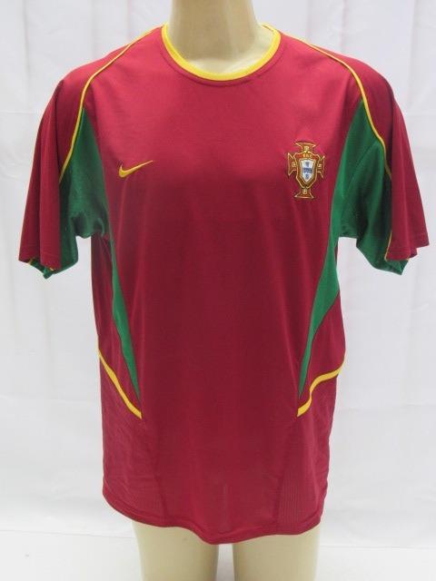 c6f59e6076ed4 Antiga Camisa De Futebol Portugal Nova - Nike - Modelo 2002 - R  139 ...