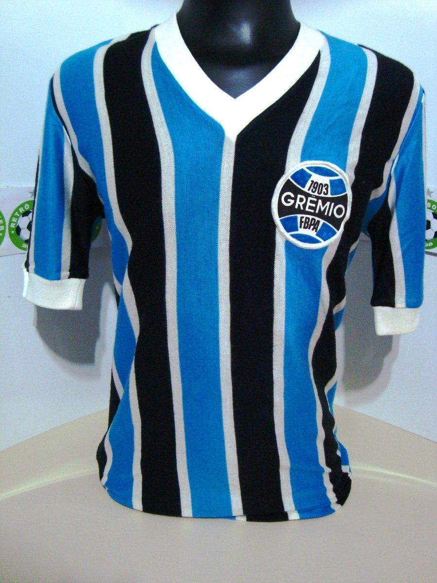 0c710494a55e2 Antiga Camisa Grêmio De Jogo Anos 70 -  11 - Malharia Doria - R  999 ...