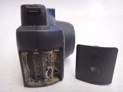 antiga câmera fotográfica fujifilm instax 100