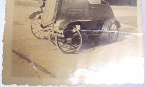 antiga com fotografia