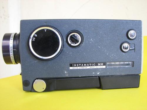 antiga filmadora kodak m6 zoom fotômetro bateria funcionando