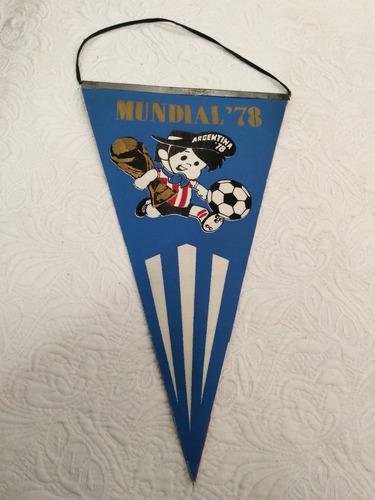 antiga flamula copa do mundo da argentina 1978