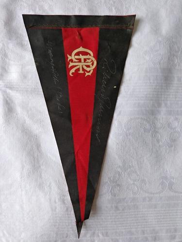 antiga flamula do flamengo