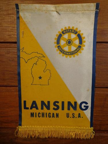 antiga flâmula rotary lansing - f0231