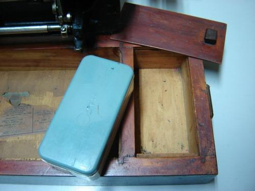 antiga maquina de costura olimpia - melhor maquina anunciada
