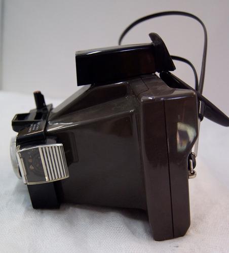 antiga máquina fotográfica polaroid  colorpack ii
