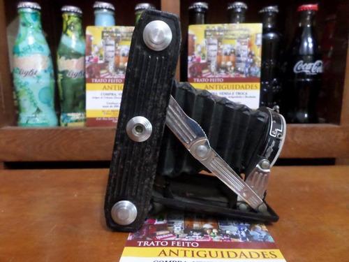 antiga maquina fotográfica telka xx